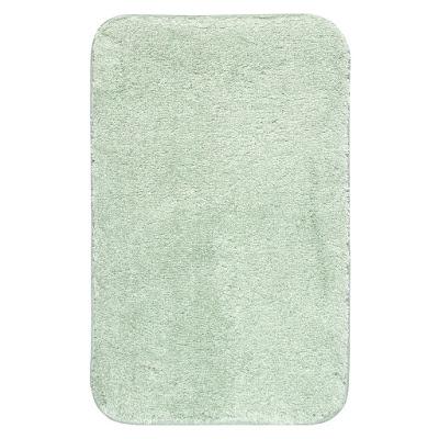 Коврик для ванной Grund Melange мятный 50х80 см