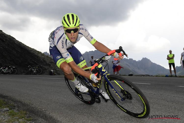 """Meurisse solliciteert openlijk voor nieuwe ploeg: """"Veel renners dromen van Deceuninck-Quick.Step"""""""