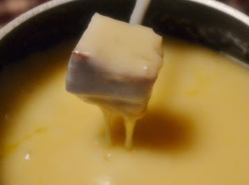 Authentic Swiss Fondue Recipe
