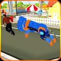 Wild Lion City Rampage 3D 2018 icon