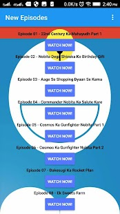 Doraemon Videos (Hindi) - náhled