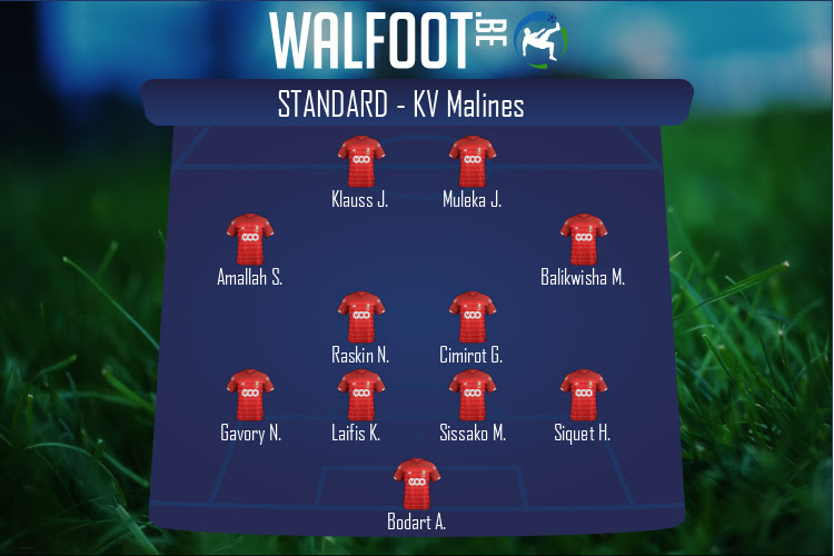 Standard (Standard - KV Malines)