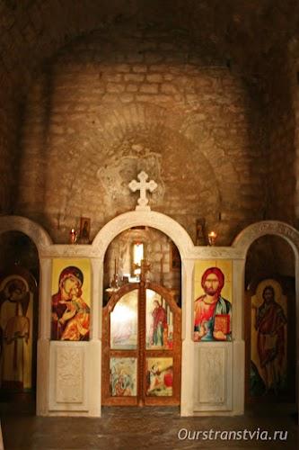 Церковь Святого Георгия. Остров Бешка
