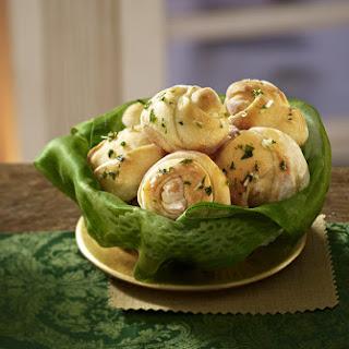 Herb Garlic Knots