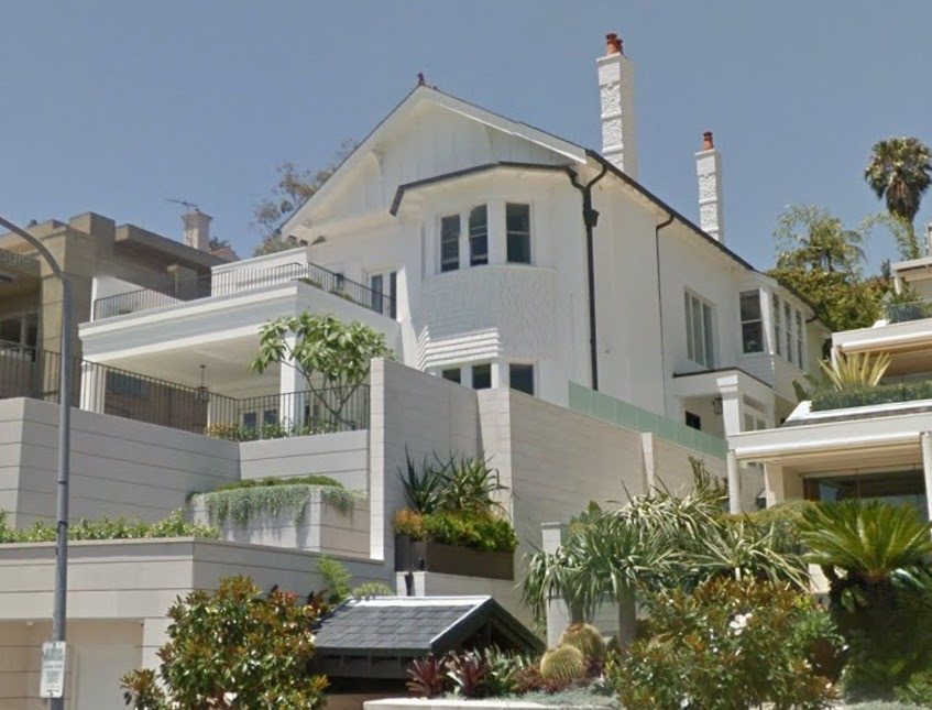 Renovated and re-purposed Rilworth, sold in 2017 for $16m, with 1 year settlement terms.