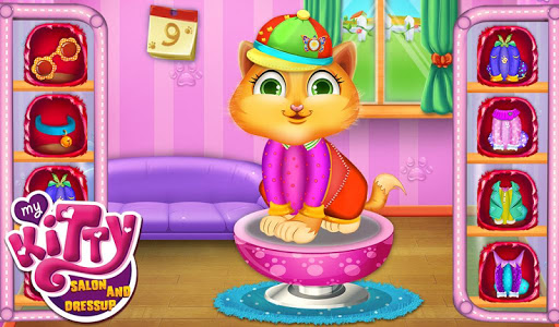 My Kitty Salon And Dressup v1.0.0