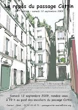 Photo: Samedi 12 Sept. 2009 - 25° édition du repas du passage Cottin (erreur sur l'affiche)
