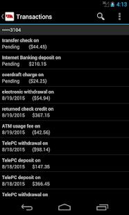 Bank of Nebraska Mobile- screenshot thumbnail