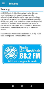 Radio An-Nashihah for PC-Windows 7,8,10 and Mac apk screenshot 8