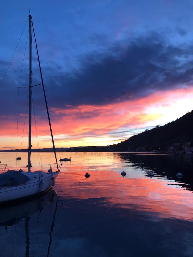 Tramonto sul lago di Garda di Flaing57
