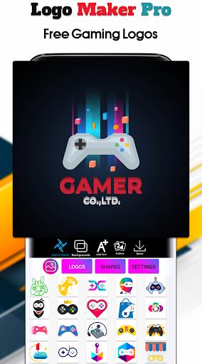 Logo Maker 2020- Logo Creator, Logo Design 1.1.3 Screenshots 1