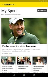 BBC Sport Screenshot 17