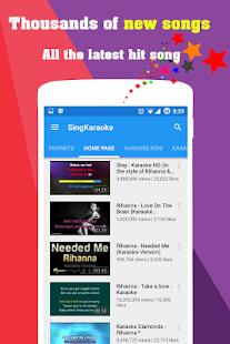 Sing Karaoke - náhled