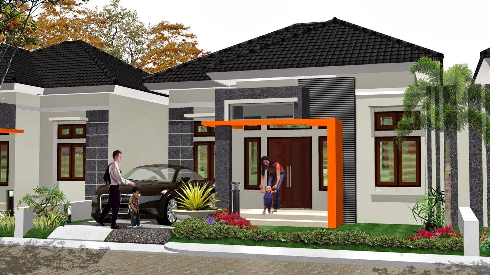 Design Rumah Minimalis Models Screenshot
