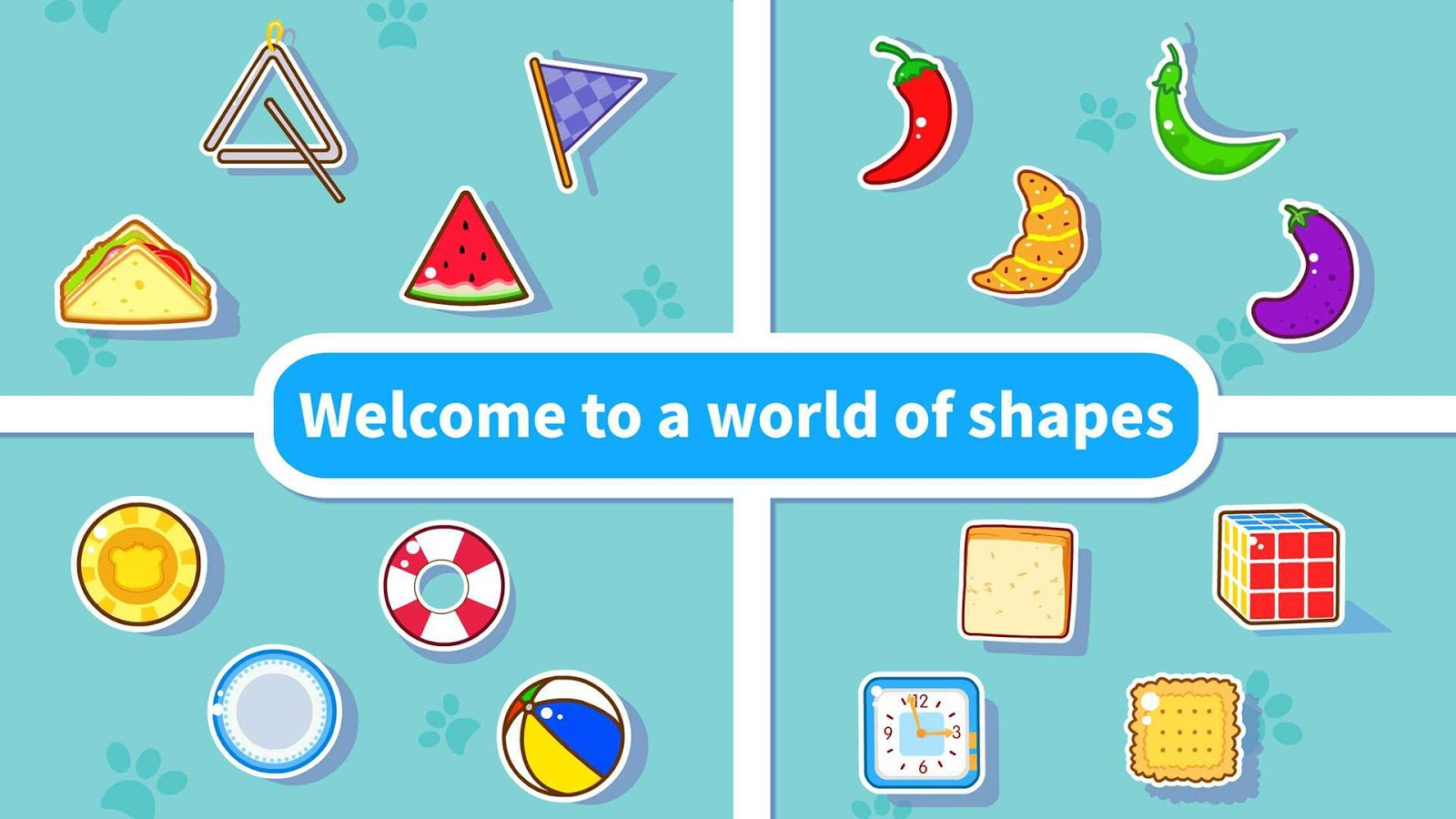 Learning Shapes- screenshot