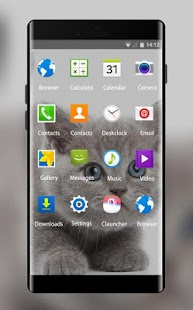 Theme for Alcatel OneTouch Fierce XL Wallpaper - náhled