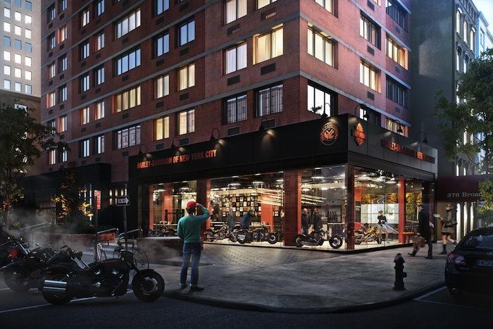 http://www.nycharleydavidson.com/blog/wp-content/uploads/2015/02/378-Broadway-Harley-Davidson-rendering-Exterior-Night.jpg