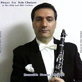 Pieces for Solo Clarinet In the 20th And 21st Century