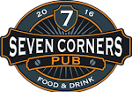 Logo for Seven Corners Pub