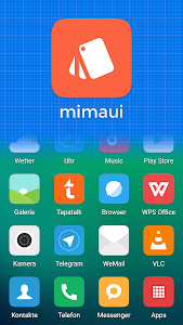 mimaui - MIUI style icon pack v1.0.2.0