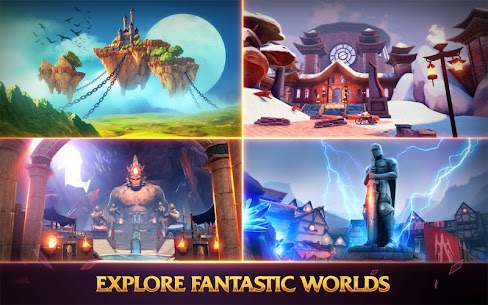 Forged Fantasy Apk Download For Android and Iphone 4
