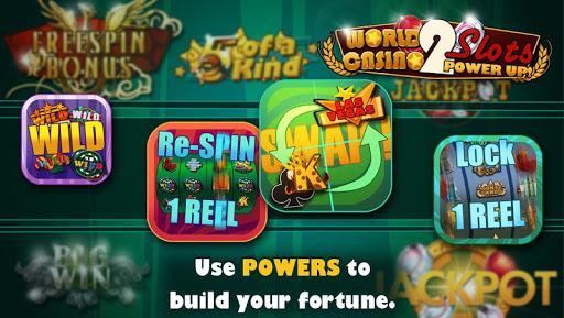 Slots Power Up 2 World Casino 2.24 screenshots {n} 4