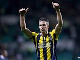 OFFICIEL !  Robin Van Persie revient au Feyenoord Rotterdam
