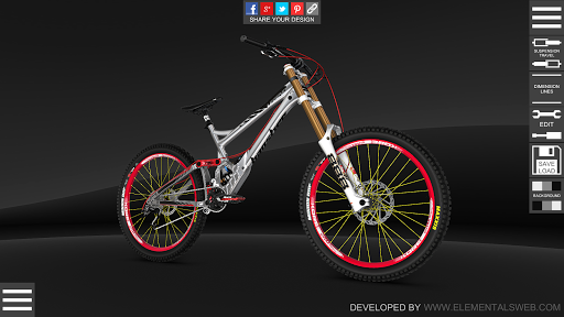 Bike 3D Configurator 1.6.8 screenshots 6