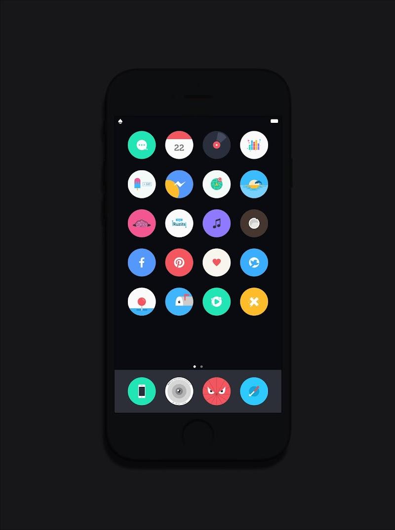 Ruzits 2 Icon Pack Screenshot 2