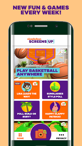 Download SCREENS UP by Nickelodeon MOD APK 1