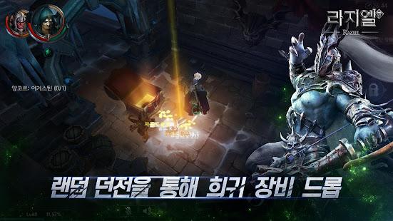 Mod Game Raziel | Korean for Android