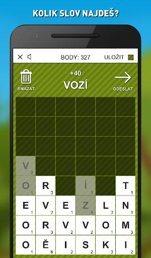 Slovo Gram - u010cesku00e1 Slovnu00ed Hra (verze zdarma) apkmr screenshots 6