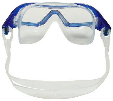 Aqua Sphere Vista Pro Goggles - Transparent Blue/White with Clear Lens alternate image 3