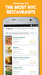 App Seamless: Restaurant Takeout & Food Delivery App APK for Windows Phone