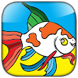 Coloring Fish - Adult Coloring Book icon