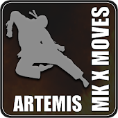 Artemis MKX Moves