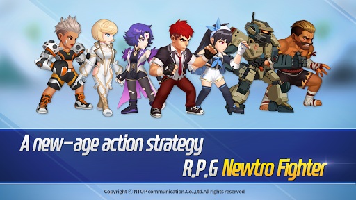 Newtro Fighter android-1mod screenshots 1