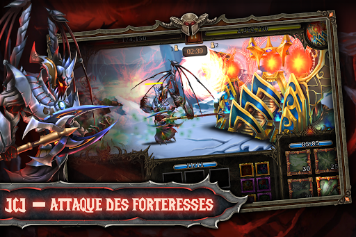 Code Triche Epic Heroes: Action + RPG + strategy + super hero APK MOD screenshots 5