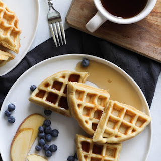 Simple Protein Waffles Recipe