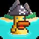 Gravity Duck Islands