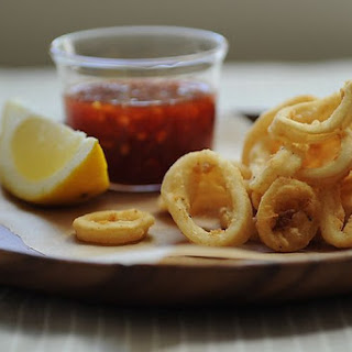 Spicy Calamari Recipes.