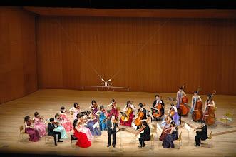 Photo: 芸大教授 澤先生をむかえての、タルティーニの協奏曲