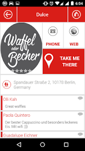 Berlin City Guide screenshot 3