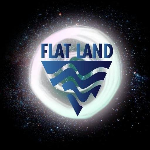 Logo for 7/16 Flatland W/ Psychedelic Monks