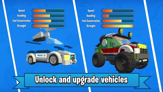 LEGO Racing Adventures Mod Apk [Unlimited Blocks] 5
