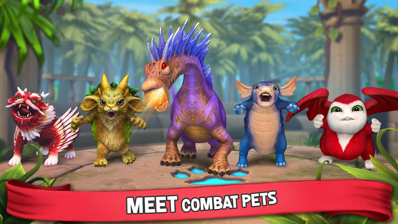 ComPet - Epic Beast Battles, PvP Pets Fight Arena- screenshot