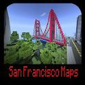 San Francisco Map for MCPE icon