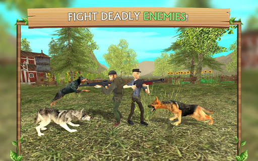 Dog Sim Online: Raise a Family 8.5 screenshots 5
