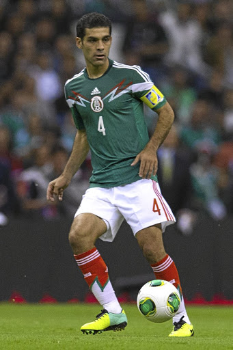 Rafael Marquez (39), the Mexican defender, has 141 national team caps under his belt.
