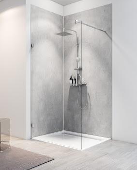 Panneaux muraux DecoDesign SOFTTOUCH, béton ciré